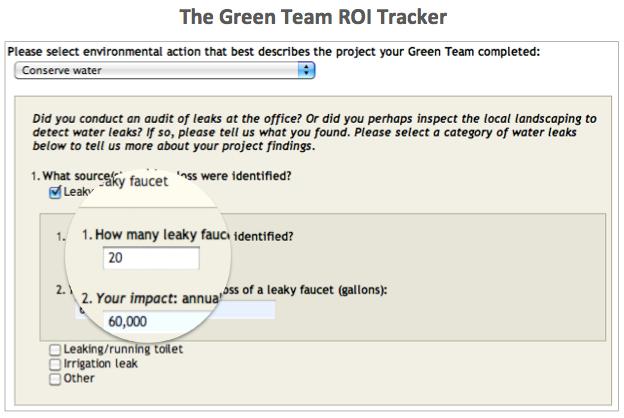 GT ROI Tracker Water