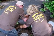 UPS Volunteers