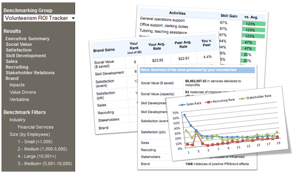 ROI Tracker Reports