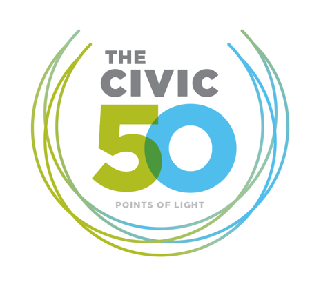 civic 50 logo